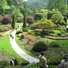 Victoria, British Colombia - Victoria, British Columbia, Canada. Absolutely beautiful-- even in early summer.