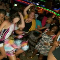 Dance Club on Carnival Elation