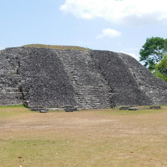 Belize City, Belize - Another part of Xunantunich.