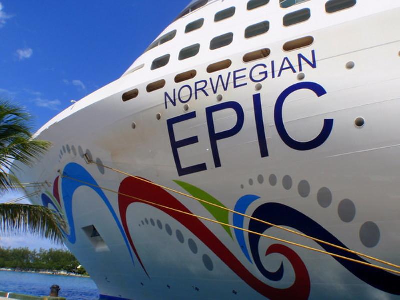 Norwegian Epic Cruises From Barcelona Spain On 04 22 2018