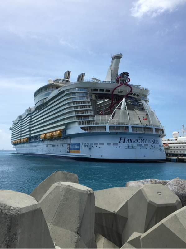 Harmony Of The Seas Cruises From Ft Lauderdale Port Everglades Florida On 04 14 2018 For 7