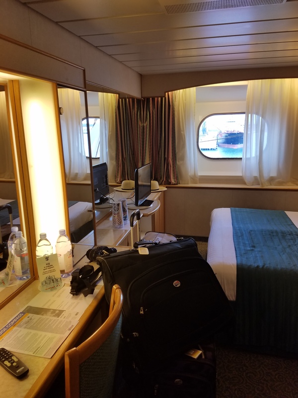 Oceanview Cabin 9524 On Majesty Of The Seas Category Xy