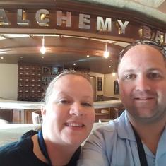 Alchemy Bar on Liberty is amazing!