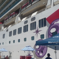 cruise on Norwegian Pearl  to Caribbean - Eastern