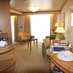 The Rhodes Penthouse Suite