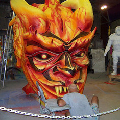 Mardi Gras World....see where it all begins...