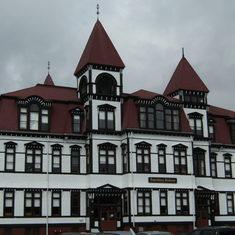 Lunenburg Academy, Lunenburg, NS, CANADA