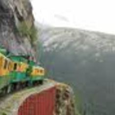 White Pass & Yukon Route Railroad, Skagway