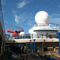 cruise on Carnival Legend to Caribbean - Western
