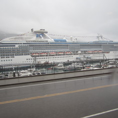 In Whittier, Alaska