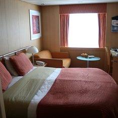Oceanview cabin #3014