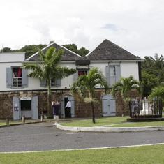 Nelson's Dockyard - Antigua