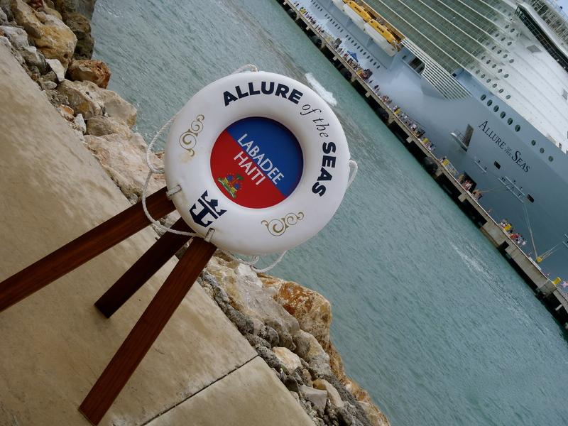 Allure of the Seas, Royal Caribbean - December 28, 2011