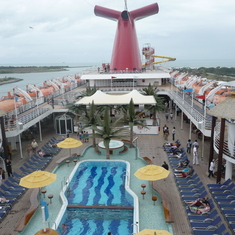 cruise on Carnival Ecstasy to Caribbean - Bahamas