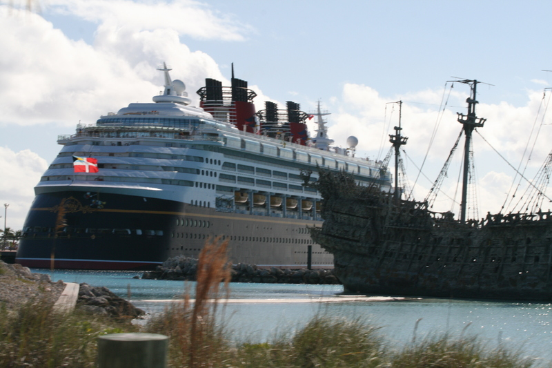 Disney Wonder, Disney Cruise Line - January 28, 2012