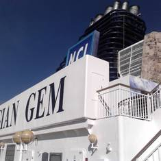 cruise on Norwegian Gem to Caribbean - Bahamas
