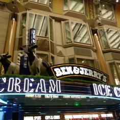 Ben & Jerry's Ice Cream Parlor