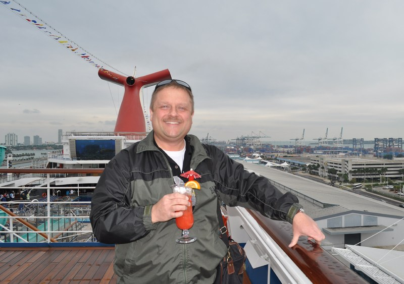 Carnival Liberty, Carnival Cruise Lines - February 14, 2012