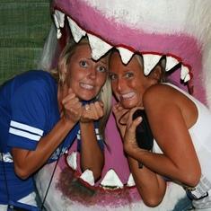 Danielle and Sandy