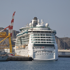 cruise on Brilliance of the Seas to Middle East