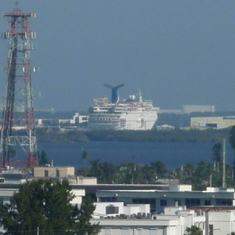 cruise on Carnival Sensation to Caribbean - Bahamas