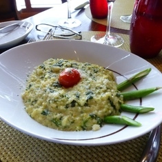 Celebrity Constellation - Risotto in Tuscan Grill