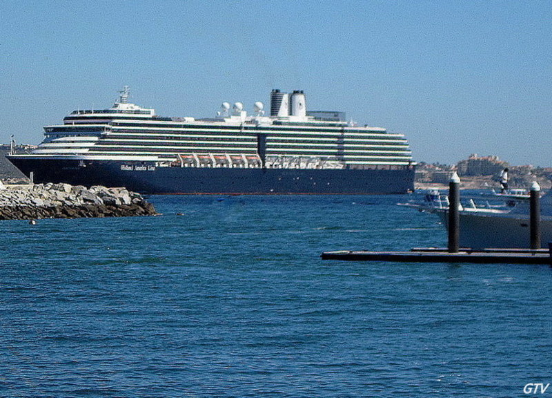 Oosterdam, Holland America Line - May 10, 2012