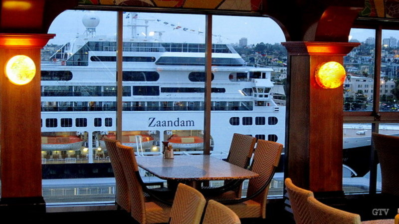 Zaandam, Holland America Line - May 11, 2012