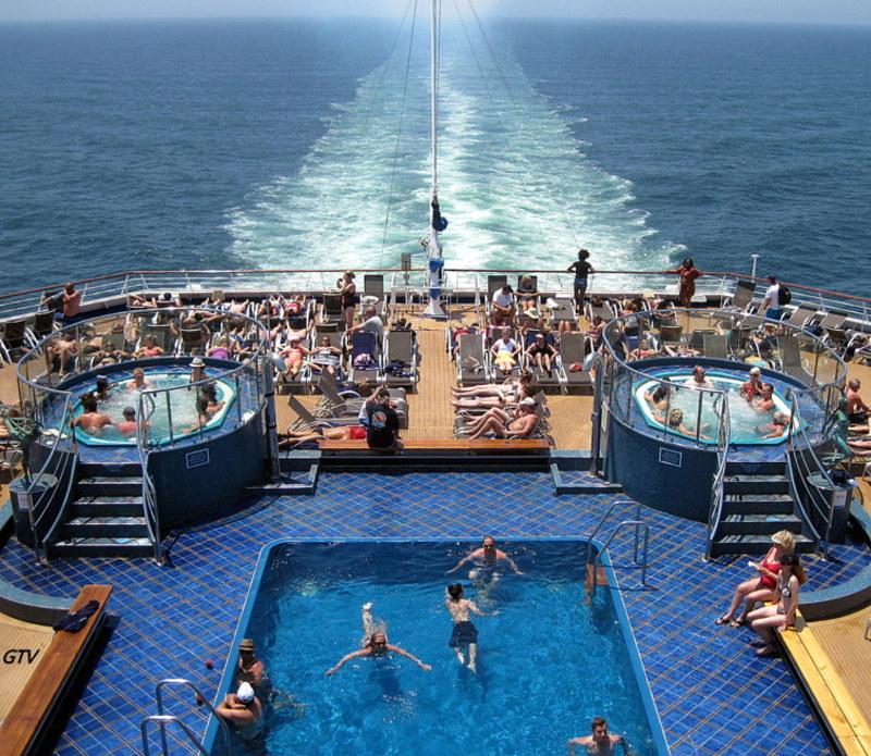 cruise on Carnival Splendor to Mexico - Carnival Splendor