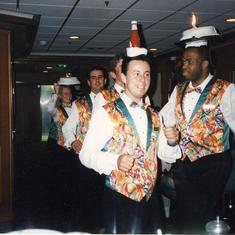 Waiter Parade