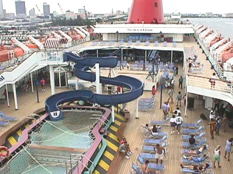 Photo Of Carnival Sensation Cruise On