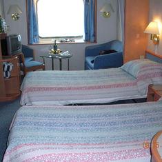 cruise on Norwegian Dawn to Canada, New England, New York