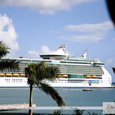 Ship from St. Thomas