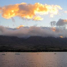 Maui Sunrise