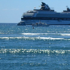 cruise on Celebrity Century to Hawaii