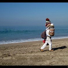 Vallarta beach