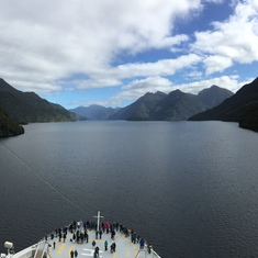 Majestic Doubtful Sound
