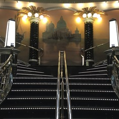Casino Staircase
