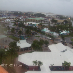tropical storm in grand bahamas
