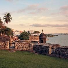 San Juan, Puerto Rico - Eastern Caribbean Cruise 2012