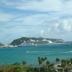 Philipsburg, St. Maarten - What a view!!!