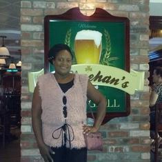 Chilling at O'Sheehan's Pub