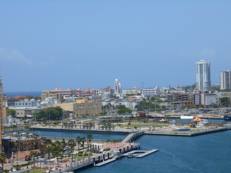 San Juan - Carnival Glory