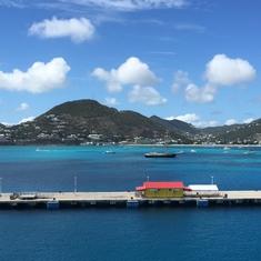 Philipsburg, St. Maarten - St Maarten