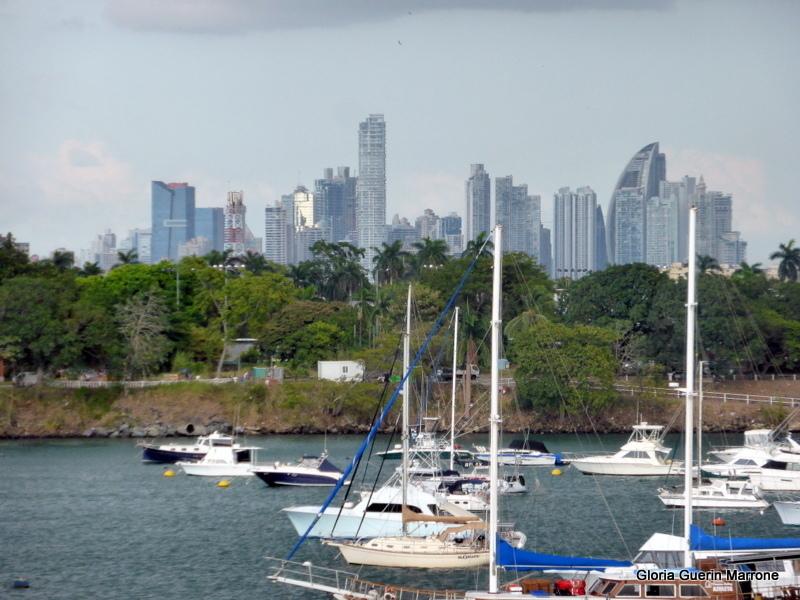 Panama City - Amsterdam
