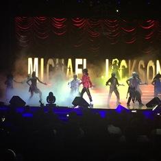 Starwalker - Michael Jackson Tribute