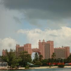 Nassau, Bahamas - Nassau.