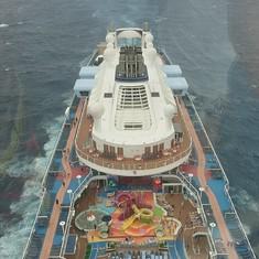 North Star on Ovation of the Seas
