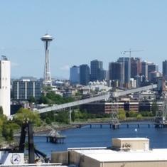 Seattle, Washington - Seattle