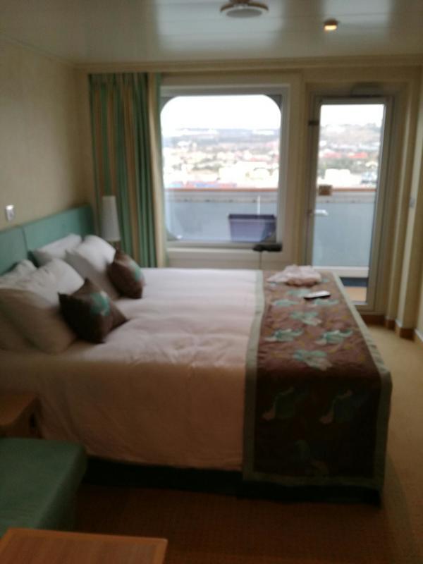 Carnival Vista cabin 14231